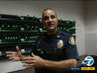 Lt. Vasken Gourdikian of the Padadena Police Department