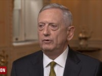 Mattis: Trump 'Wide Open' on Paris Climate Accord