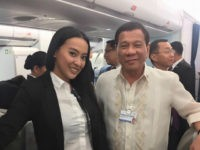 Duterte Appoints 'Sexy' Dancer 'Mocha' to Presidential Communications Team