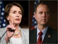Nancy Pelosi, Adam Schiff Cite Need to Gather Facts Before Impeachment Talk
