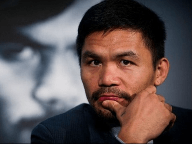 Boxing icon Manny Pacquiao says critics misunderstand Philippines President Rodrigo Duterte