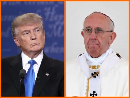Pope Francis Disses Trump's Wall, Compares Populists to Hitler