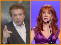 Kathy Griffin and Jackie Mason