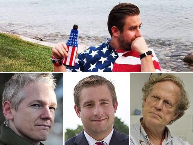 Seth Rich, o funcionário assassinado do Partido Democrata dos EUA vazou diversos e-mails para a Wikileaks.
