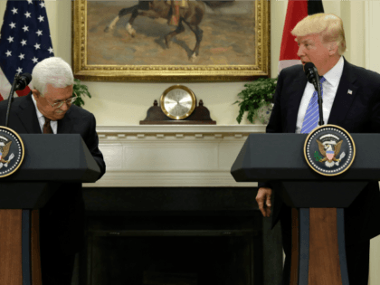 U.S. Official: Trump Peace Proposal To Include Major Economic Plan For Palestinians