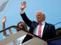 Donald Trump Announces Big Presidential Trip to Asia