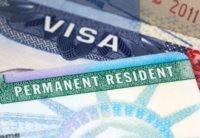 visa green card