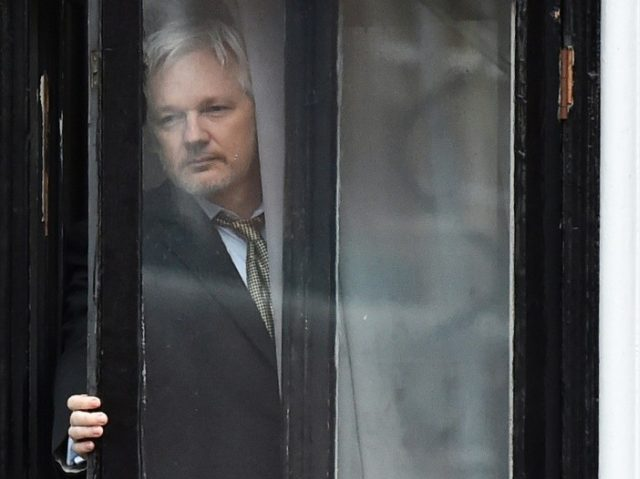 WikiLeaks founder Julian Assange has been holed up inside Ecuador's embassy in London since 2012