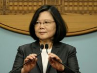 Taiwan's relations with China have become increasingly frosty since Beijing-sceptic President Tsai Ing-wen took power almost a year ago