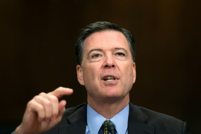 In a shock move, US President Donald Trump has fired FBI chief James Comey, who was heading a wide-ranging investigation into whether Trump's aides colluded with Russia to sway the US election last year