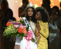 Miss USA is Kara McCullough, a chemist with the Nuclear Regulatory Commission