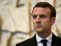 French President Emmanuel Macron was elected to the Elysee Palace on May 7 on a political platform of overhauling labour regulations, social security, schools and pensions