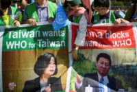 The World Health Organization's annual assembly refused to even discuss admitting Taiwan to its annual assembly, under pressure from China