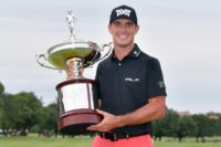 Billy Horschel's wife Brittany has been battling alcoholism for a year, prompting an emotional reaction from the golfer after his win at the Byron Nelson
