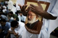 Top Bahraini Shiite cleric Isa Qassim was stripped of citizenship last year, sparking the sit-in outside his residence in Diraz