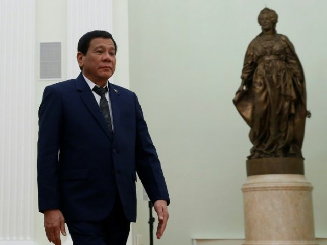"Philippine President Rodrigo Duterte Duterte vowed to be ruthless in quelling the terrorism threat in Mindanao, drawing parallels with martial law imposed by dictator Ferdinand Marcos during his two-decade rule that ended with a ""People Power"" revolution in 1986."