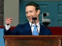 "Facebook founder and CEO Mark Zuckerberg told Harvard graduates to ""build great things"" in his commencement speech to the university, where he developed Facebook in his dorm room"