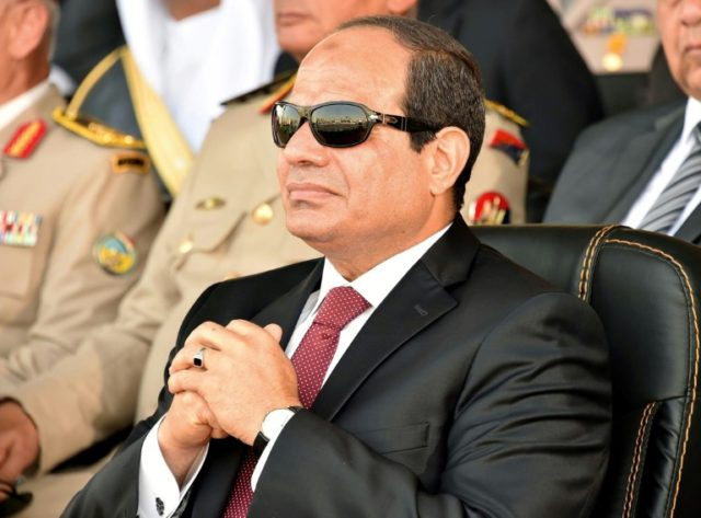 Rights activists accuse Egyptian President Abdel Fattah al-Sisi of running an ultra-authoritarian regime