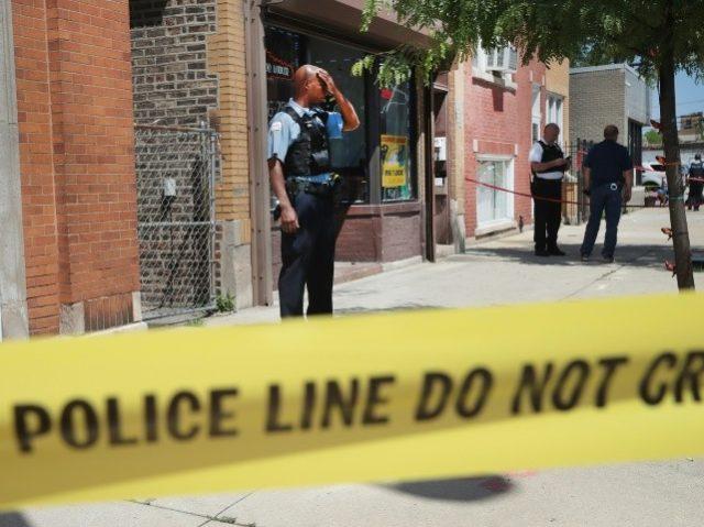 No ano passado, 71 pessoas foram baleadas e seis morreram durante o fim de semana do Memorial Day em Chicago