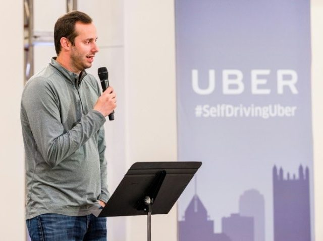 Uber Dismisses Its Self-Driving Car Engineer
