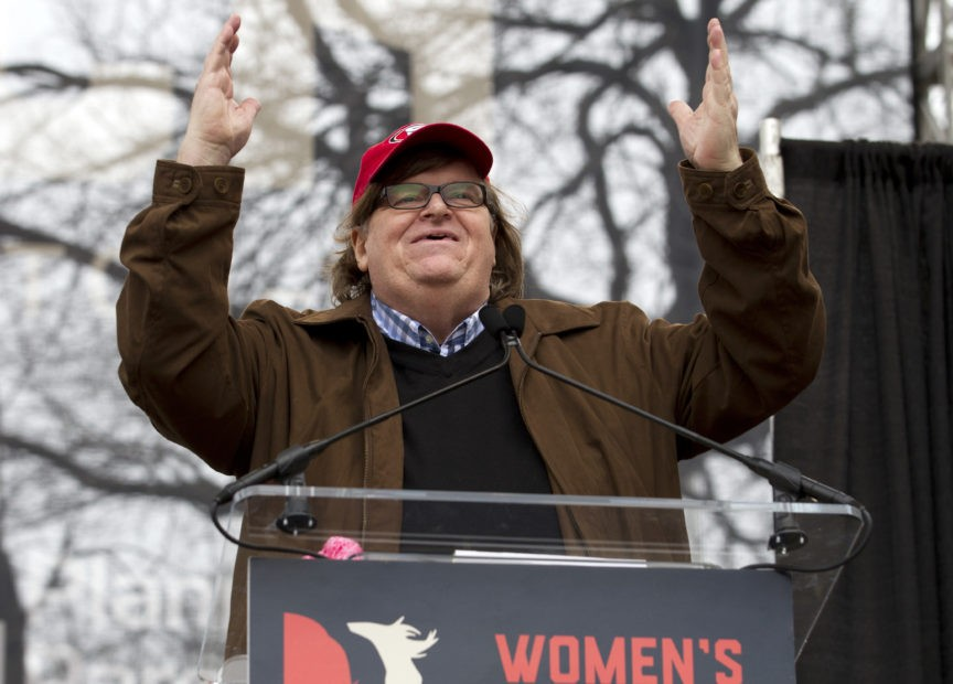 Warning Against Complacency, Michael Moore Says Trump Could Win Again in 2020