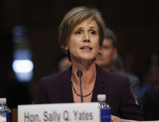 Keith Olbermann Hails Sally Yates As An 'American Hero'