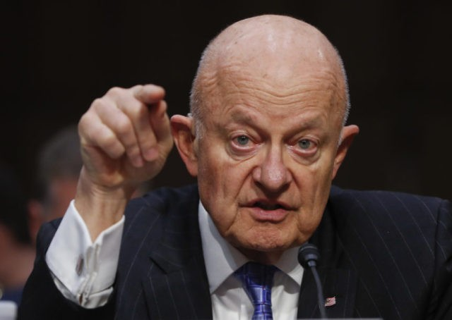James Clapper, 'least untruthful' tool of left, sees impeachment in Mueller report