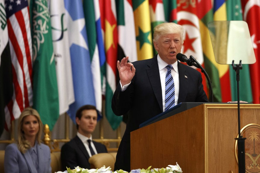 Iran slams United States  arms deal with Saudi Arabia
