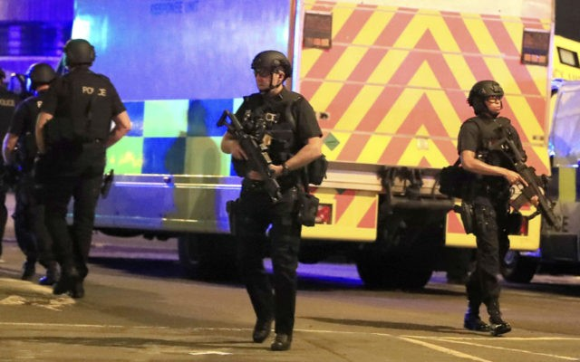 More Arrests in Connection with Deadly Manchester Arena Bombing