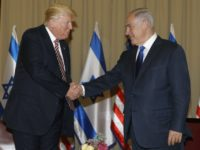 WATCH: Netanyahu to Trump: Israel Appreciates 'Reassertion of American Leadership In Middle East'