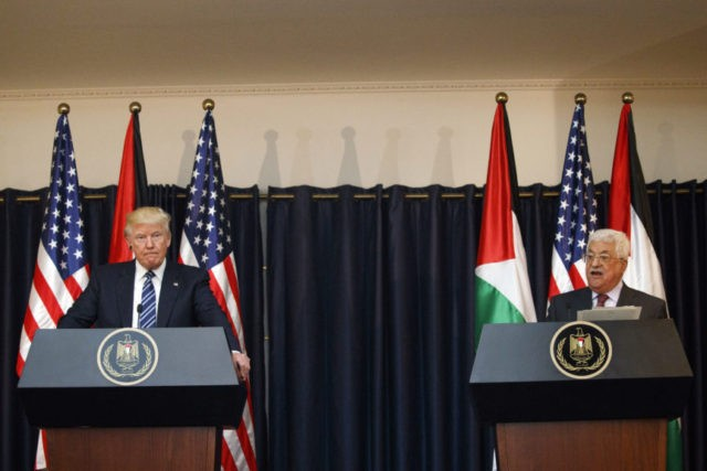 President Trump wraps Mideast trip after Bethlehem, Jerusalem meetings