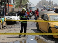 Nighttime, early morning bombings in Baghdad kill 31