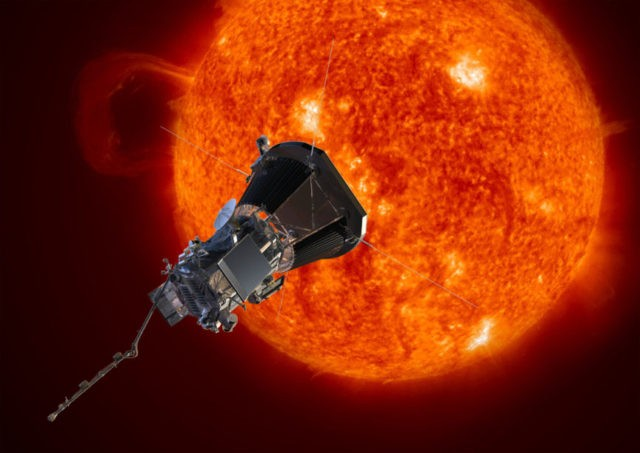 NASA Is All Set To Launch A Mission To Touch The Sun