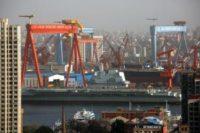 Report: China building fourth aircraft carrier at Dalian shipyard