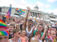 London Pride Surrounded by Concrete Road Blocks After 'Attacks on Our Way of Life'