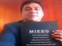 7th Mexican Journalist Murdered in Months, Killers Incinerated Corpse