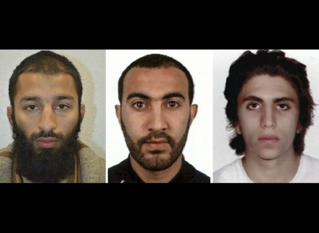 London Bridge Attackers