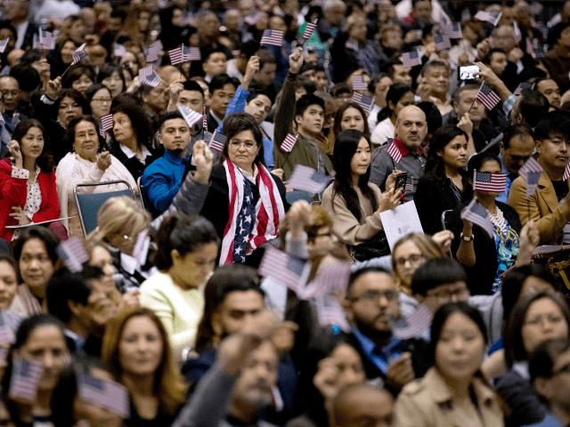 U.S. Immigrant Numbers Hit 44.5 Million, Near 108-Year Record