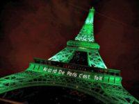 Accord de Paris C'est Fait Jacky Naegelen Reuters