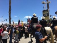 Anti-Sharia protest (Tim Donnelly / Breitbart News)