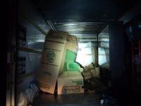 BP Photo - Boxes in U-Haul