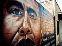 Barack Obama mural (EricaJoy / Flickr / CC / Cropped)