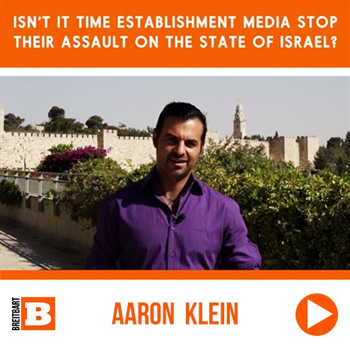 WE ARE BREITBART - Aaron Klein