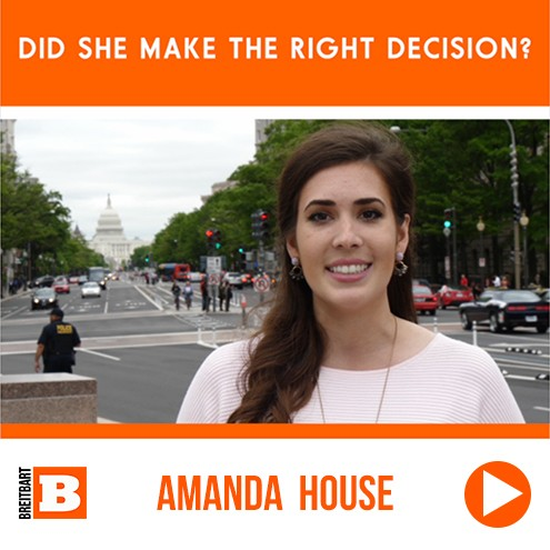 WE ARE BREITBART - Amanda House