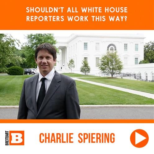 WE ARE BREITBART - Charlie Spiering