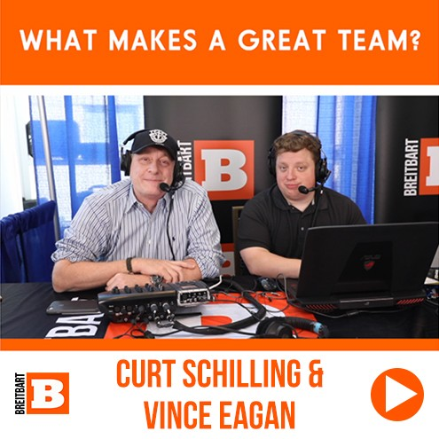 WE ARE BREITBART - Curt Schilling & Vince Eagan