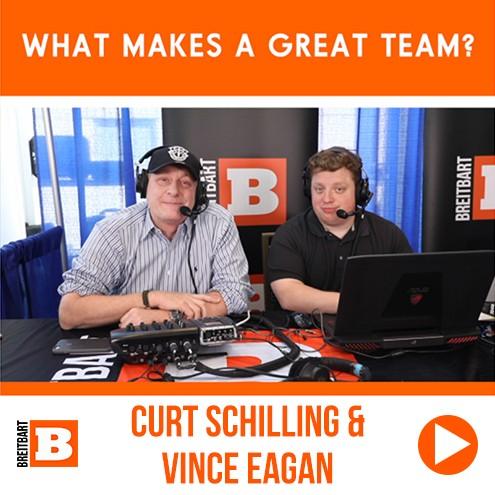 WE ARE BREITBART - Curt Schilling & Vince Eagan