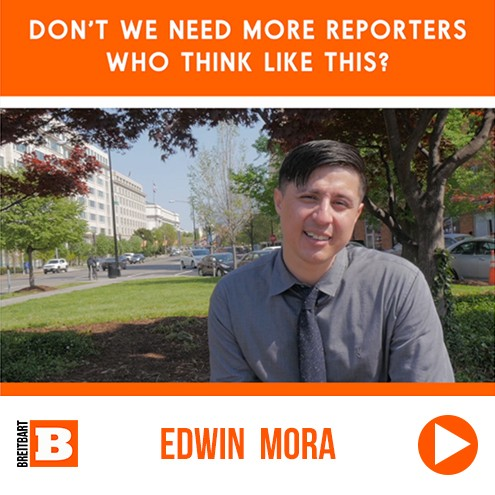 WE ARE BREITBART - Edwin Mora