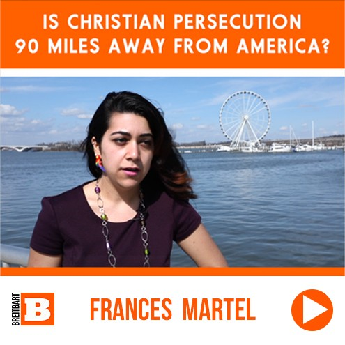 WE ARE BREITBART - Frances Martel
