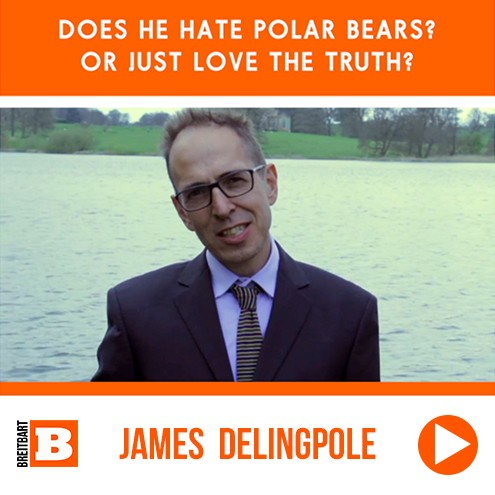 WE ARE BREITBART - James Delingpole